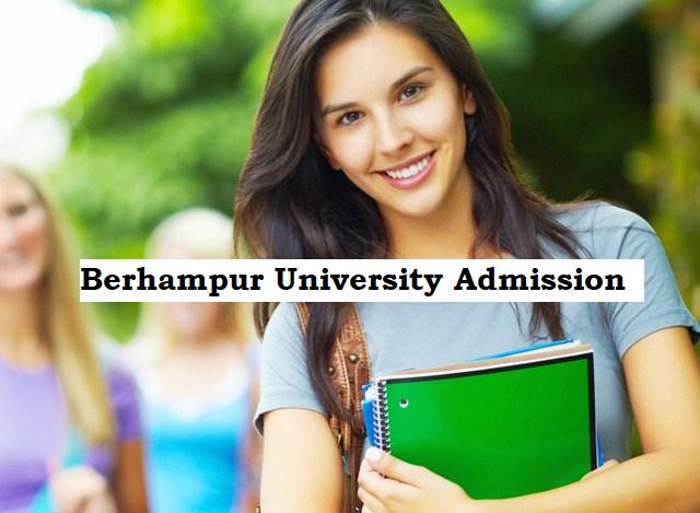 Berhampur University Admission